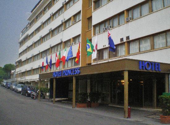 princess hotel roma prezzi 2018 e recensioni