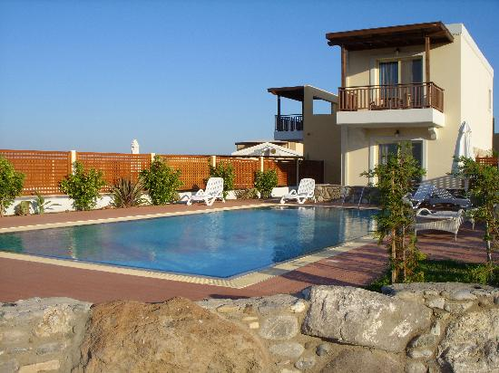 Eden Village Natura Park: Rooms with private pool
