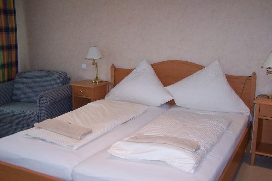 Weingut Rademacher : Comfortable and clean