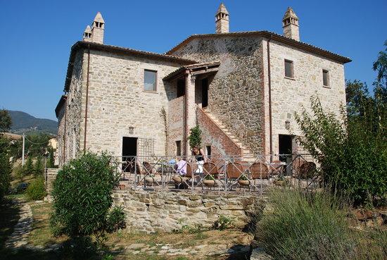 Relais L'Antico Convento : the convent - beauftiful!