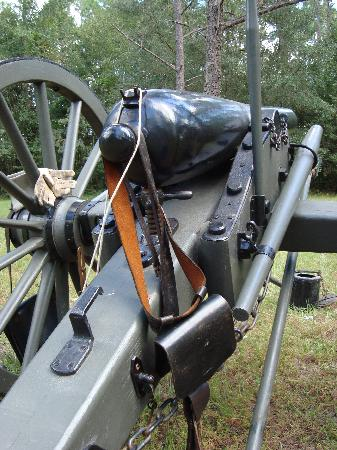 Лейк-Сити, Флорида: Battle Cannon at Olustee National State Park