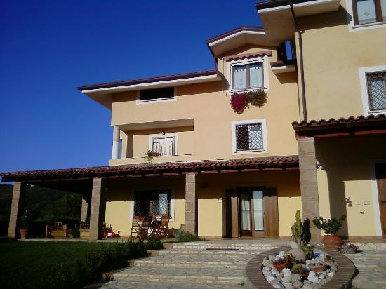 Villa Cristina  B&B: El Hotel