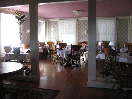 Port Henry, Nowy Jork: dining room