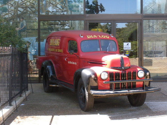 East Texas Oil Museum: Attraction outside of museum
