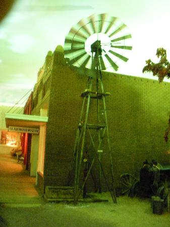 East Texas Oil Museum: Inside museum