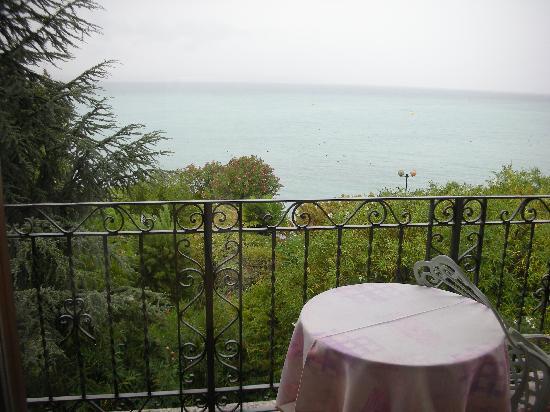 Hotel Catullo : View from Balcony