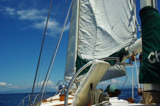 Marina Vallarta: Sailing