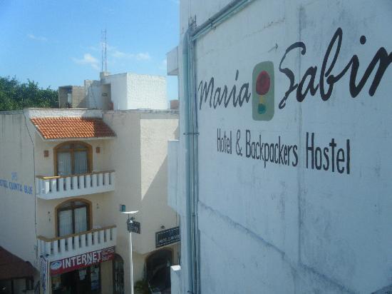 Hotel de Mar: Side of Maria Sabina's