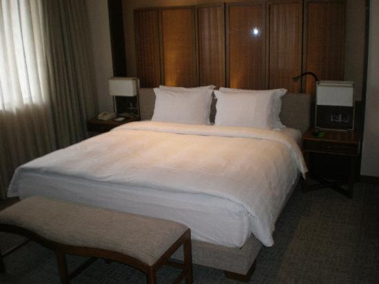 Haiyatt Hotel: Bed - Suite