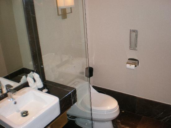 Haiyatt Hotel: Bathroom - Suite