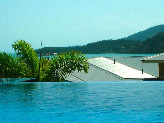 Peppers Airlie Beach: Horizon edge pool