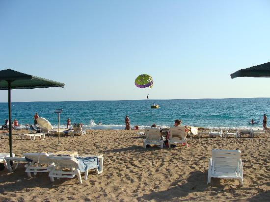 Beach Picture Of Pegasos World Hotel Manavgat Tripadvisor