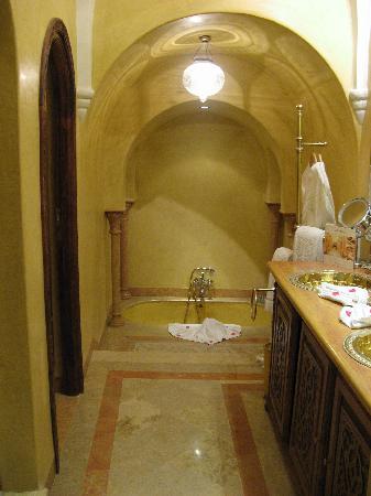 La Sultana Marrakech : Fantastic bathroom