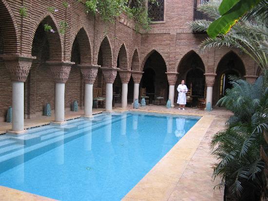 La Sultana Marrakech: Pool