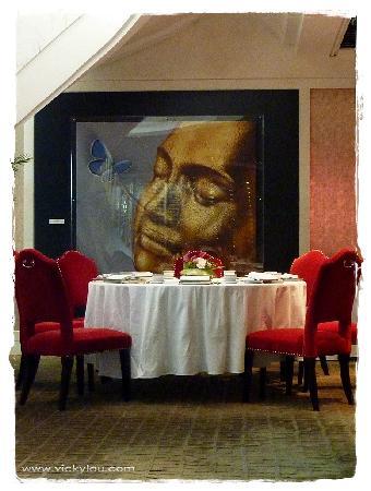 Hotel Eclat Taipei: Restaurant