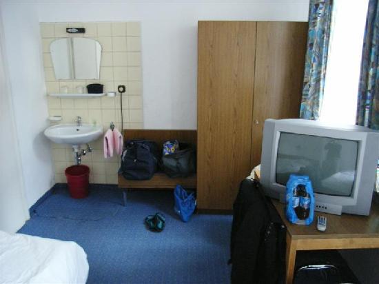 Hotel Jakober Hof : Zimmer der Kat. A