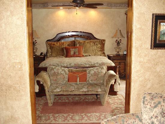 Ocean Lodge : Bedroom