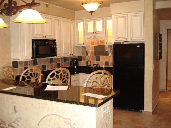Ocean Lodge : Kitchen