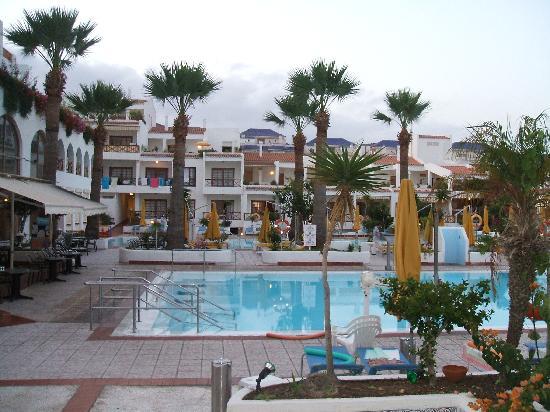 Hotel Mar y Sol : Fully accessible heated pool