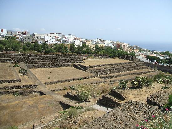 Hotel Mar y Sol : Pyramids of Tenerife