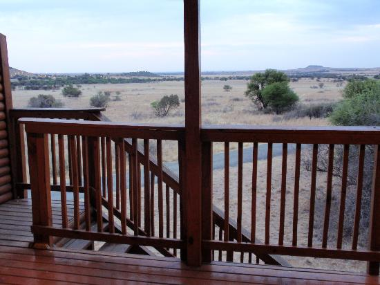 Sangiro Lodge : View from the deck