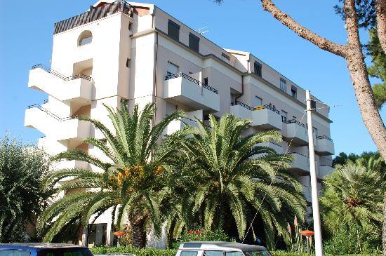 Hotel Baltic a Giulianova Lido