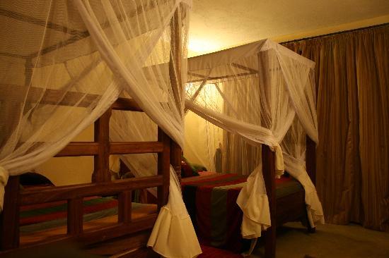 Olasiti Lodge, Tanganyika Wilderness Camps: Habitación olasiti
