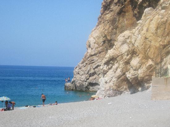 Borgo San Francesco: Grotto at Capo Calava - beautiful!