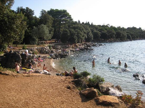 Vila Kristina: baie de skaraba