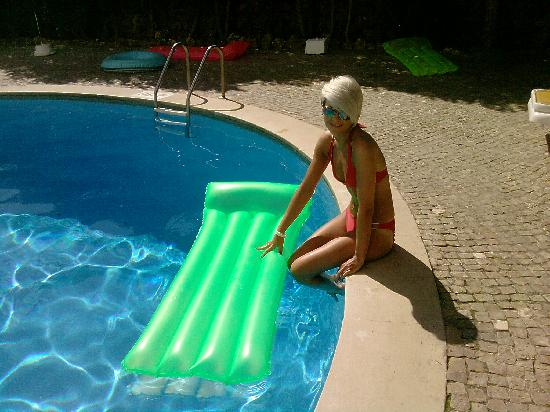 Hotel Mirachoro Albufeira: Pool babe