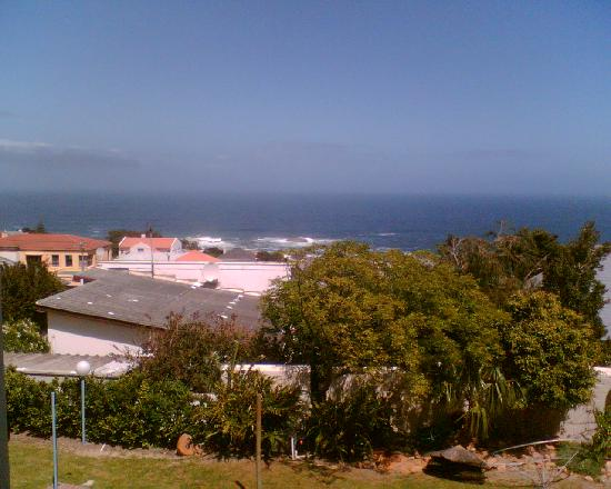 The Oceana & Camps Bay Luxury Suites : View from our room