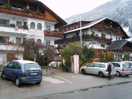 Alphotel Stocker: l'albergo
