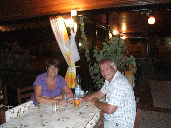 Akay Pension: The best place to dine in Patara