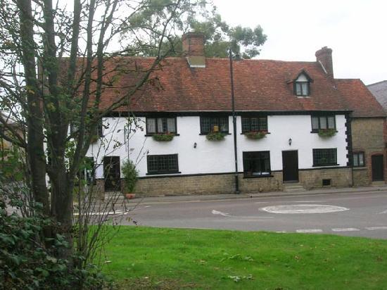 Cowdray Castle: Khan's Brasserie