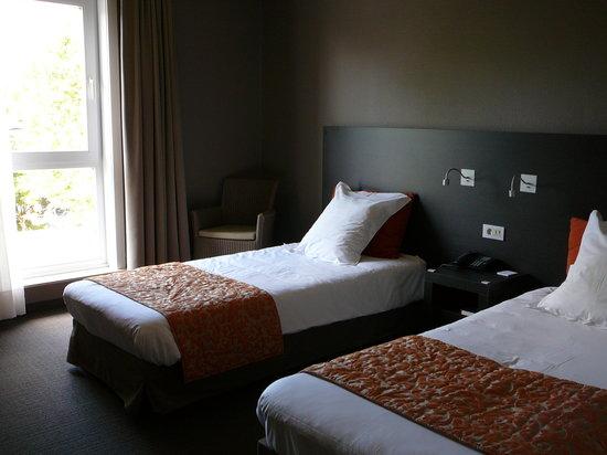 Hotel Ariane: my room