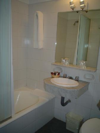 Hotel Presidente : El baño