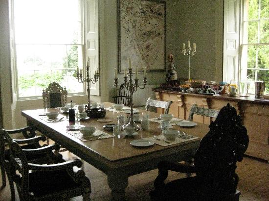 Chalice Hill House: Breakfast