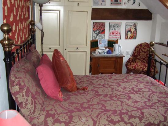 Glebe Barn: Bedroom