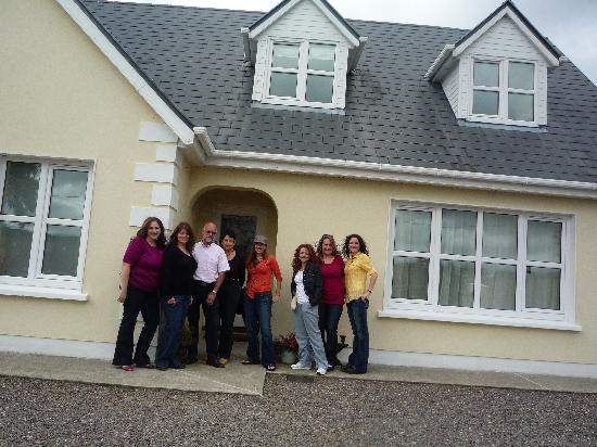 Forgefield House: Us with Sam and Sheila