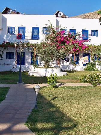 Lindos Athena Hotel: Accomodation