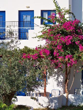 Lindos Athena Hotel: Our Balcony