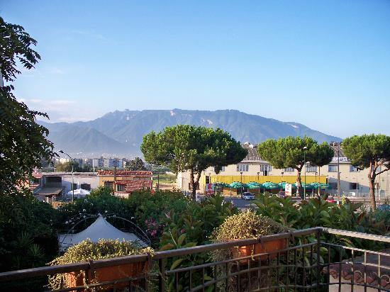 Hotel Degli Amici : View from Balcony