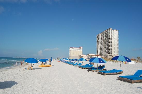 pensacola beach hotels marriott