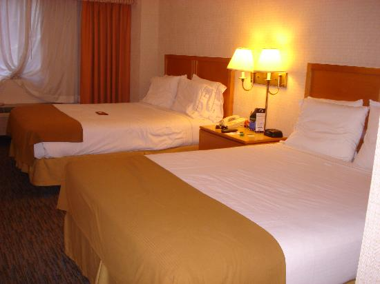 Holiday Inn Express Newport Beach: Double room