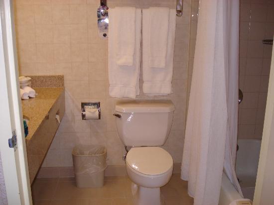 هوليداي إن إكسبريس نيوبورت بيتش: Bath