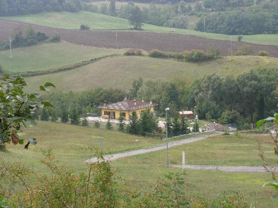 Monghidoro, Itália: Antica Frontiera