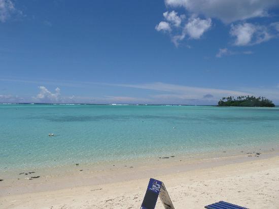Muri Lagoon: Muri Beach