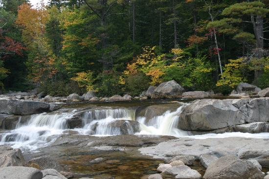 Portland Marriott at Sable Oaks: Lower Falls, White Mountains