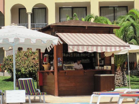 IBEROSTAR Anthelia: bar piscina climatizada