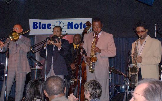 Delfayo Marsalis at Blue Note